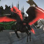 Schwarzer Pegasus & KFC
